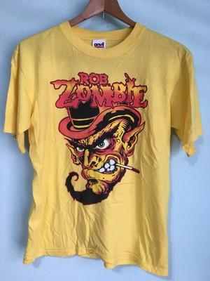 希少 ROB ZOMBIE ロブゾンビ Tシャツ レアプリント / 90s 00s WHITE ZOMBIE ホワイトゾンビ メタル パンク ロック