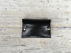 ラクリエ式カードケース【LC05–CV】コードバン
