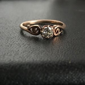 Turn of the Century Diamond Ring