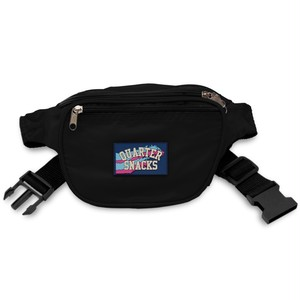 QUARTERSNACKS / PARTY SATCHEL -BLACK-