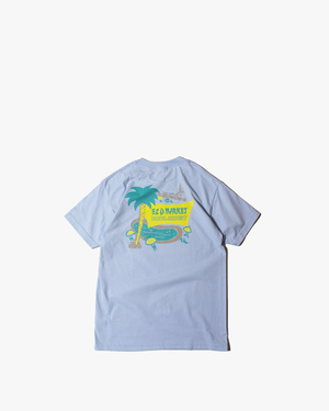mas. for EZ D MARKET Tee Powder Blue