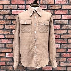 1970s Vintage Ben Sherman Plaid Shirt  UK38/15