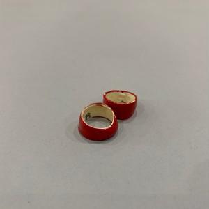 爪輪(赤・エナメル)10個セット価格