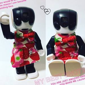 ロボットファッション★RoboHon★SOTA★Pepper★NAO