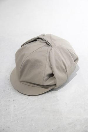 【Nine Tailor】Teasel Flap cap