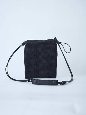 AL SHOULDER BAG Black AL0124BG-04