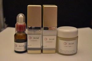 ★ヒト幹細胞培養化粧品★基本ラインSet・Dr.Cell集中1ヶ月!★4点SET!¥71400