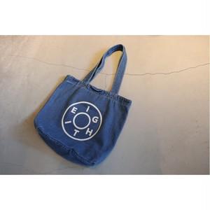 8circle Original Denim Tote Bag