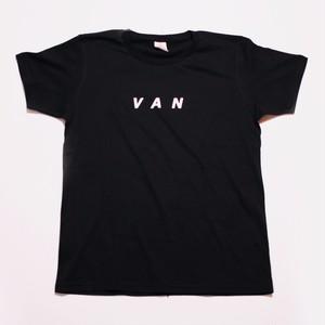 VAN Tee (black/white)