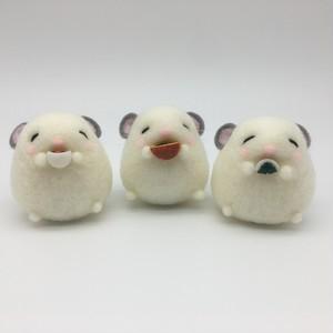 デブチラ和菓子パクリ♡(パイド・モザイク)
