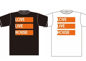 LOVE LIVE HOUSE Tシャツ