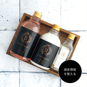 06/SET/SHAMPOO&TREATMENT&THE OIL OUT BATH TREATMENT【SCALP】