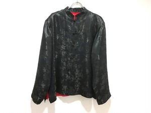 satin-twill china jacket