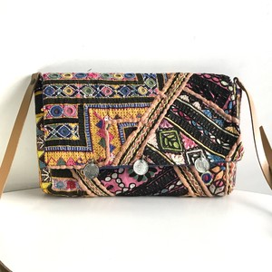 Vintage Embroidery Bag #C