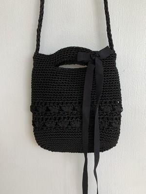 Bilitis dix-sept ans  Crochet Pochette