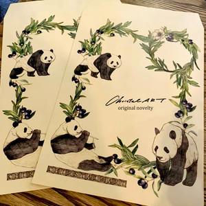 ◆パンダシリーズをお買い求めのお客様ご希望の方へプレゼント◆