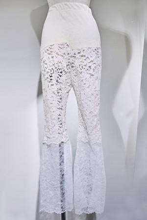 Trico lace pants