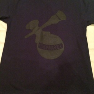 「KENDAMA ROCK LOGO T 」