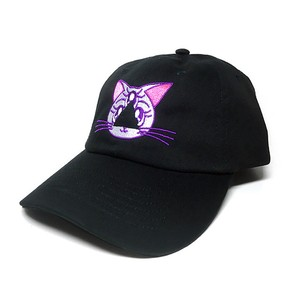 """""""bakeneko"""" embroidery cap"""