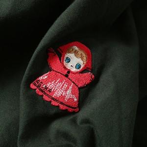 PUPPET Collection BIG T-Shirt (グリーン)  / RADIO EVA