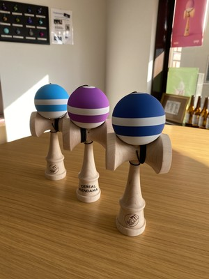 Cereal Kendama Transform-Winter Collection