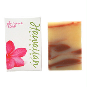Hawaiian Bath&Body Soap Plumeria
