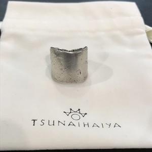 TSUNAIHAIYA TEXTURERIZED RING ROUGH ツナイハイヤ リング