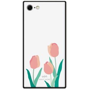 iPhoneケース ガラス NEMO(Bloom04)
