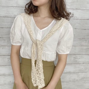 simple design blouse[7/22n-16] ※即納品