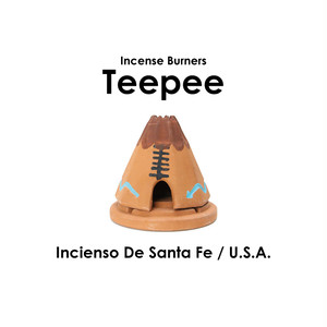 Incense Burners < Teepee >