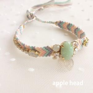 bijou micanga bracelet・a