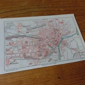 Kassel 地図