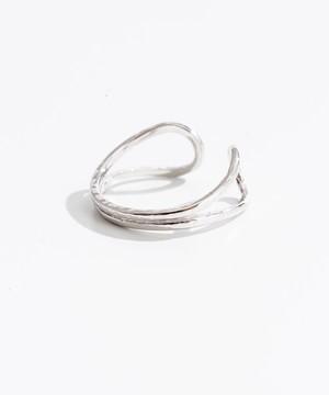 sui (スイ) - 片耳メタルイヤーカフ/リング- s-021E4