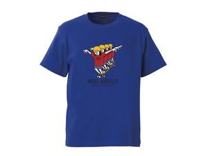 T-SHIRT M317415-BLUE / Tシャツ ブルー BLUE / MARATHON JACKSON マラソン ジャクソン