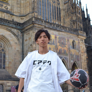 「エアテク」T-shirt(white)/Air technician