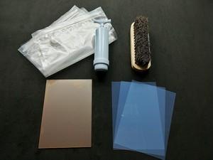 れたぷれ! start-kit (レザー刻印用)1.5mm厚