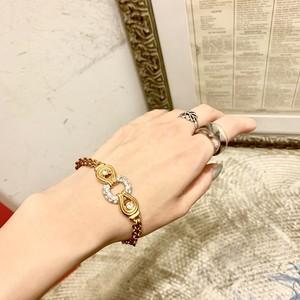 """""""Vintage"""" Goldcolor Bracelet"""