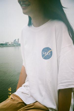 SAKE T-shirts White