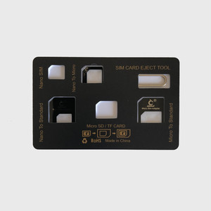 EDC Sim Card Holder | EDC シム カード ホルダー