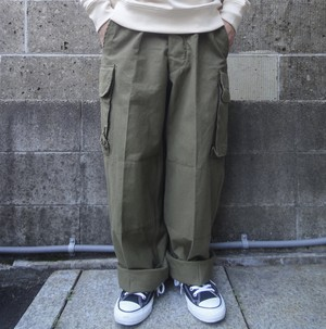 DEAD STOCK (デッドストック) FRENCH MILITARY M-47 FIELD PANTS