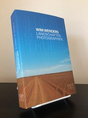 4 Real & True 2 / Landschaften. Photographien / Wim Wenders / ヴィム・ヴェンダース / 写真集