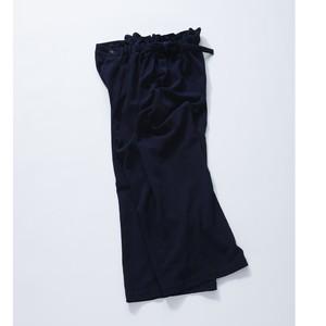 Bombyx Mori Pants - Robe indigo /Silkworm