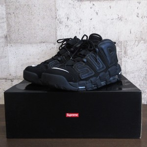 SUPREME 17SS NIKE AIR MORE UPTEMPO