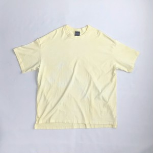 BLANK105s Over T-Shirt (Yellow)