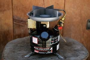 USED Works! 80s Coleman 400A Stove -1985/06 G07