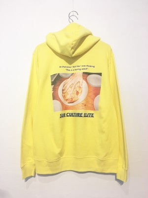 """A LITTLE TOO SERIOUS"" SUB CULTURE ELITE hoodie"