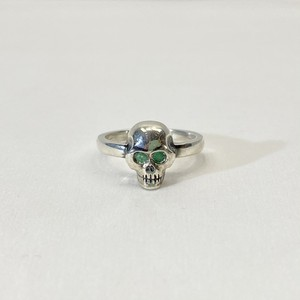 "【完全受注生産】Skull ring ""K 2020"" by Kotaro Furuichi"