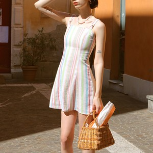 〔Designer+ 〕rainbow dress