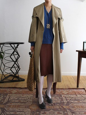 60s Ted Lapidus coat