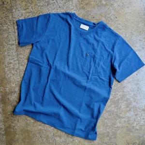 Original Hand Made Tshirt Men's (blue green)